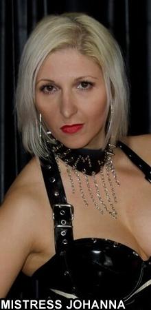 Mistress Johanna Dortmund