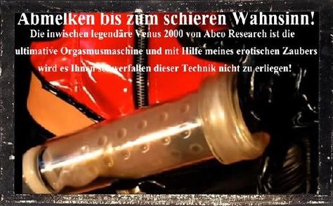Venus 2000 domina Specials Nürnberg